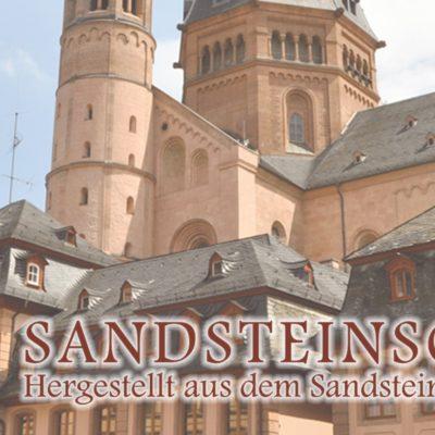 Domsandsteinschmuck - Schmuck aud dem Sandstein des Mainzer Doms